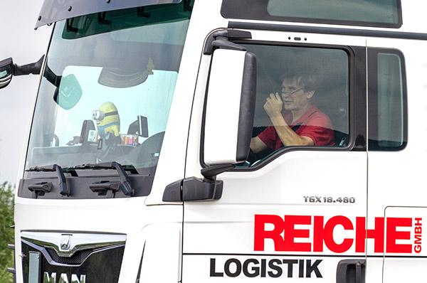 Logistische Dienstleistungen Reiche-Logistik