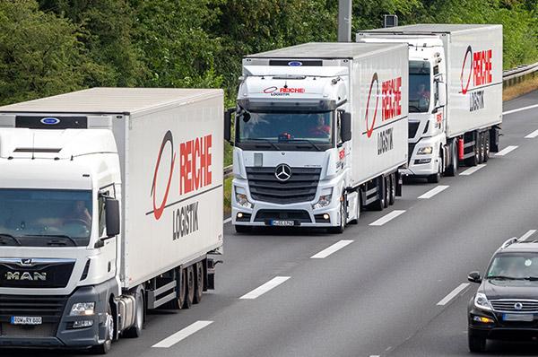 Transporte - Reiche Logistik Langenhagen
